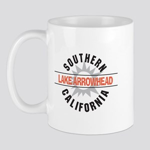 Lake Arrowhead California Mug